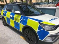 Police Appeal For Public Assistance To Track Down A Stolen Car