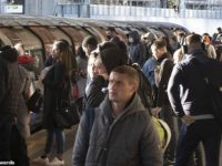 Militant Unions Want to CLOSE UK Tube as Londoners Forced on Packed Trains After Refusal to Put on More Carriages