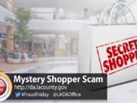 Police: Residents Reminded To Be Wary Of Mystery Shopper Scam