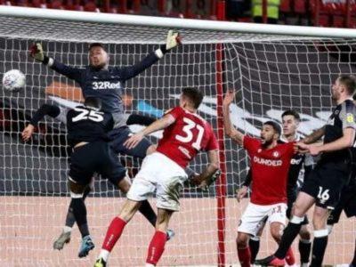 Bristol City 3-2 Derby County: Nahki Wells Scores on First Start