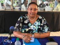 Newly Appointed Minister Of National Security Makes Her Debut At COVID-19 Briefing