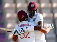 West Indies Hold On For Famous Win Over England After Dramatic First Test