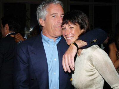 Maxwell Had 'Continuous' Orgies With Girls As Young As 15 On Pedophile Jeffrey Epstein's Caribbean Island