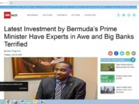 Investment Scam 'Supposedly Endorsed By Premier David Burt' Continues