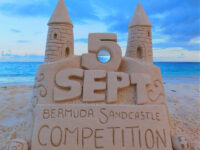 Bermuda Sandcastle Competition Is Back In Effect On Sept 5