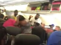 Two Passengers Get Into Vicious Fight Over Face Mask On American Airlines Flight