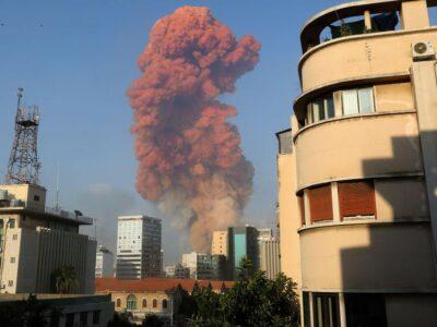 Dozens Dead, Thousands Injured In Beirut Explosion In Lebanon