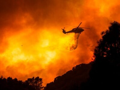 Northern California Wildfires Threatening Thousands Of Homes