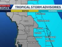 Tropical Storm Isaias No Longer Expected To Reach Hurricane Strength Near Florida