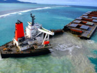 Mauritius Oil Spill: Wrecked MV Wakashio Breaks Up