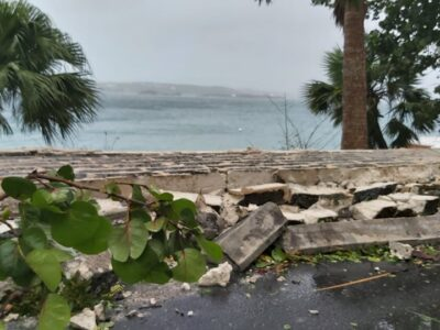 Belco Update: 250 Customers Remain Without Power After Hurricane Paulette