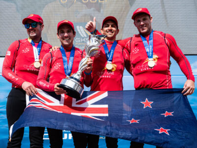 Bermuda Gold Cup To Host 2020 Open Match Racing Worlds