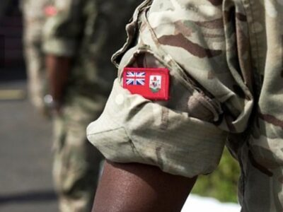 RBR: Two Soldiers 'Awarded Commander-In-Chief Commendations For Bravery'