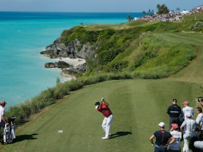 Bermuda Championship To Be First PGA TOUR Event  Since March To Welcome General Admission Spectators
