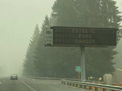 Choking Air From Western Fires Just Won't Ease Up