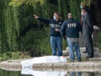 Fisherman Hooks Human Corpse In NYC Central Park Lake
