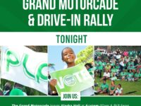 PLP To Host First Ever 'Grand Motorcade & Drive-In Rally Tonight At TN Tatem