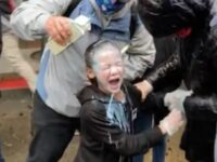 Police Pepper-Spraying Of 7-Year-Old Boy At BLM Protest In Seattle Was 'Lawful & Proper'