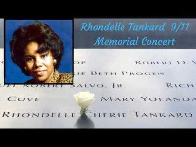 WA Students Host Virtual Memorial Concert For Alumna Rhondelle Tankard On 9/11