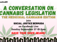 Social Justice Bermuda On Cannabis Reform Taskforce