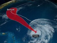 Bermuda Now Expected To Escape The Full Wrath Of Hurricane Teddy