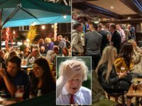 "UK Pubs & Restaurants To Shut In Days As PM Warns ""No Alternative"" To Second Lockdown"