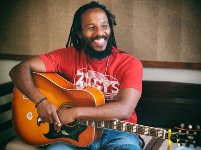 New Album Release: 'More Family Time' From Ziggy Marley