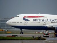 Final British Airways 747-400 Planes Take Off As Aircraft Retired From The Fleet
