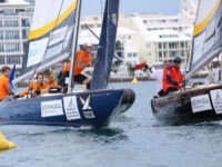 Crews Come Out Swinging At 70th Bermuda Gold Cup, 2020 Open Match Racing Worlds