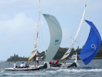 Fireworks Continue At 70th Bermuda Gold Cup, 2020 Open Match Racing Worlds