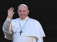 Pope Francis Embraces Civil Unions For Gay Couples: 'Homosexual People Bave The Right To Be In A Family'