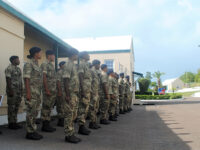 New Soldiers Graduate From Recruit Camp With No Fanfare Due To COVID-19