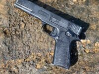 Police: Firearm Recovered – A BB Gun With No Ammunition