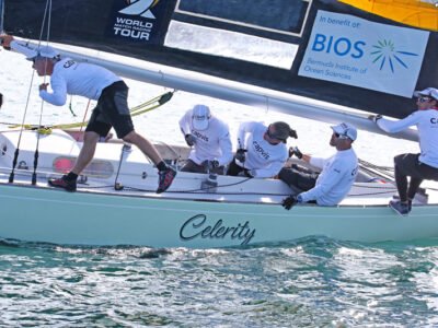 All Sailors, Race Committee, Umpires & Support Staff Clear COVID Testing For 70th Bermuda Gold Cup