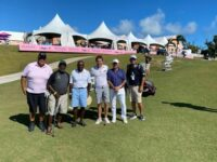 Bermuda Championship: Former Tourism Minister 'Sinks A Great Birdie'