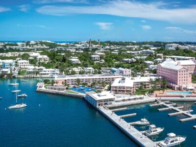 Travel Diaries & New COVID-19 Travel Test Service For New Yorkers Visiting Bermuda