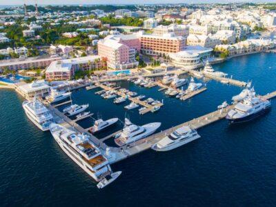 Sail GP, Hamilton Princess & BTA Join Forces For Bermuda National Team Bubble