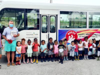 Happy Valley PTA Thank Local Community Support To Purchase School Bus