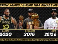 Lakers Dominate Heat To Win NBA Title & LeBron's Fourth Ring