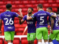 Nahki Wells Scores In Bristol City 2-1 Victory Against Nottingham Forest