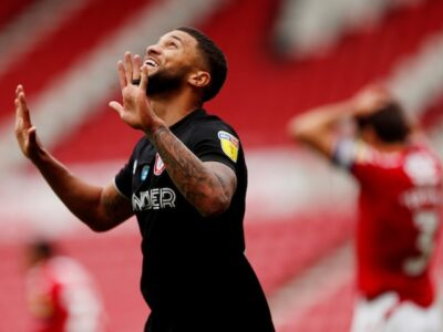 Nahki Wells Earns High-Flying Bristol City A Point Against Swansea
