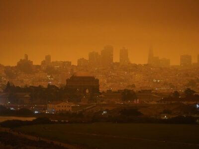 Health Issues As Wildfire Smoke Hits Millions In US