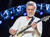 Legendary Rocker Eddie Van Halen Dead At 65