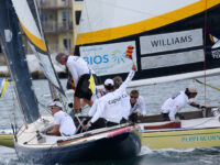 Williams, Canfield Eye Championship Of The 70th Bermuda Gold Cup, 2020 Open Match Racing Worlds