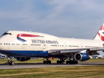 COVID-19: British Airways Cuts Flights To Bermuda From London Down To Once A Week