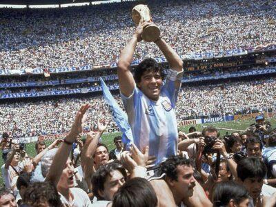 Diego Maradona: The Brilliant Highs & Tragic Lows Of A Football Genius