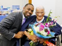 BHB Long Term Care Unit Plans Drive By Party For Louise Franks 107th Birthday