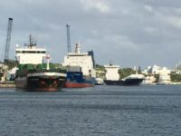Three Cargo Ships Stuck Here Until Offloaded As Minister Sends Dispute To Labour Tribunal