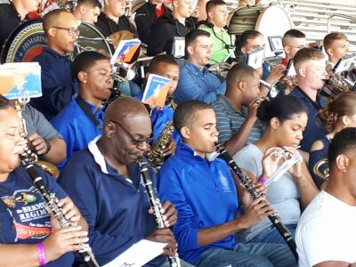 Mass Choir Performance Moved From St George's To Devonshire Due To Risk Of Heavy Rain
