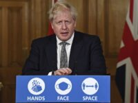 PM Boris Johnson Announces Second Lockdown To Avoid 'Medical & Moral Disaster'